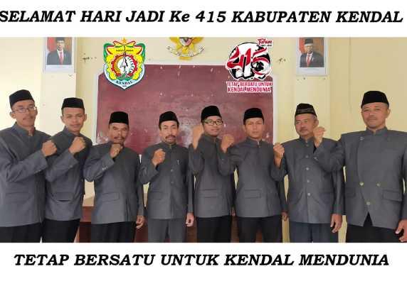 Hari Jadi Ke - 415 Kabupaten Kendal